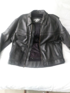 Leather Jacket - perforated - Joe Rocket