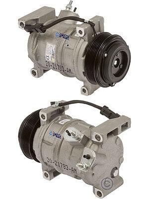 New AC A/C Compressor Fits: 2009 2010 Volkswagen VW Routan V6 3.8L ONLY