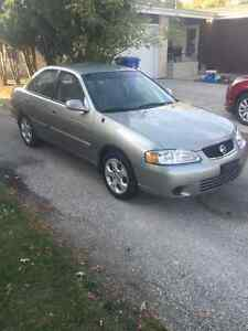 2003 Nissan Sentra ***Automatic***