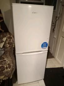 50 50 fridge freezer in good working order