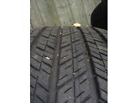 Ranger rover sport hse Genuine 19in wheels