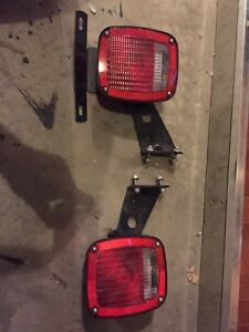 Ford Tail Lights Trailer Pair
