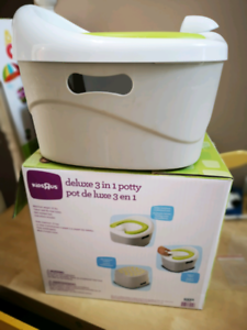 Babies R Us  deluxe 3-In-1 Potty Chair