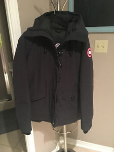 Women's Canada Goose Rideau Jacket- Navy London Ontario image 1