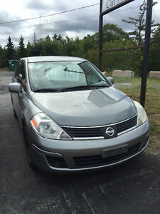 2007 NISSAN VERSA AUTOMATIC LOADED MONTH END GO TIME $3957.