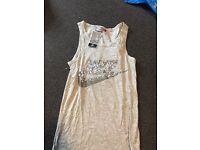 Ladies Nike vest top gym wear