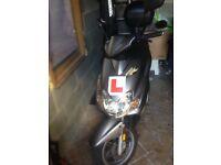 Yamaha Jog R scooter 50cc
