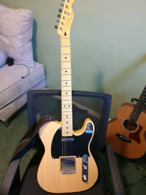 Squier Classic Vibe 50s Telecaster w/ Custom Pickups
