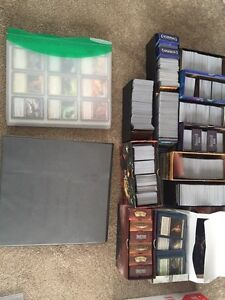 Magic the Gathering 1000+ cards