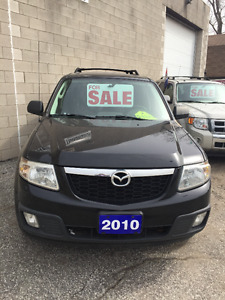 2010 Mazda Tribute Touring 4x4 SUV, REDUCED TO SELL