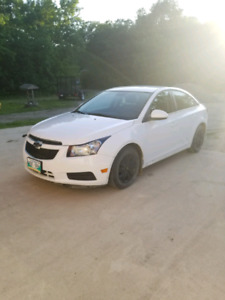 2013 Chevy Cruze LT Turbo and Winter Tires
