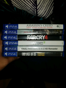 Ps4 slim 1tb with 1  controller and games