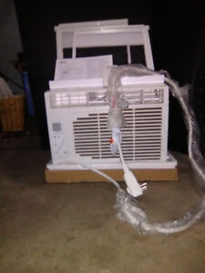 6000 BTU window a/c...NEVER been used!