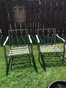 outdoor patio chairs,no cushions