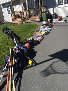 Yard Sale - 45 Lier Ridge, Halifax (Governors Brook)