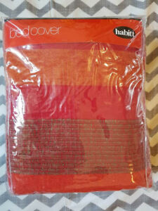 Bed spread cover throw blanket - BRAND NEW IN BOX