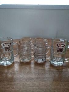 A&W Root Beer Mugs
