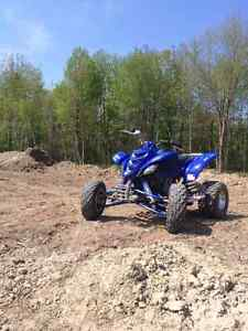 2002 yamaha raptor 660r Brand new condition