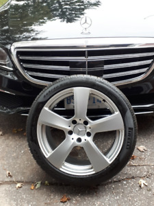 Mercedes-Benz Winter Tires and Rims