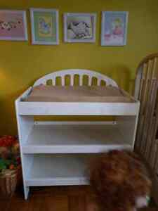 Table a langer - Changing table