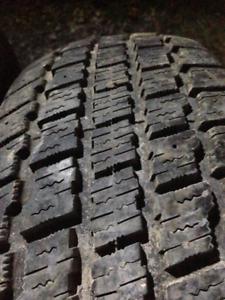 Cooper snow tires