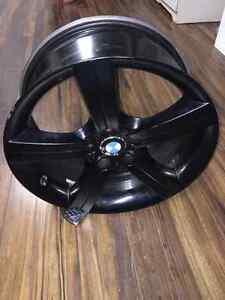 "BMW X5-X6 ORIGINAL RIMS 19"" inch (BLACK)"