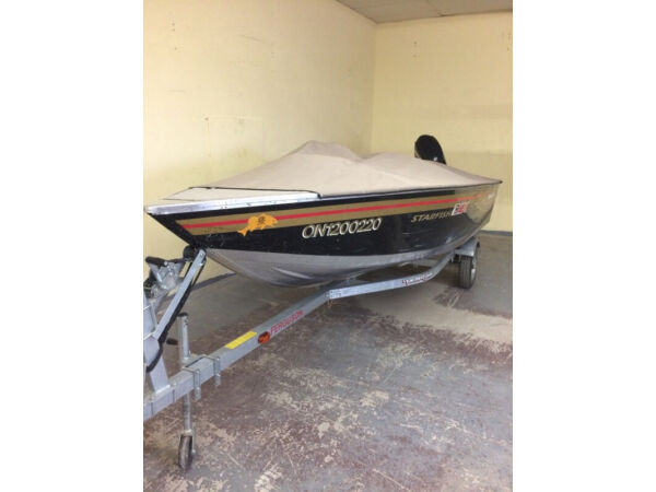 Used 2008 Princecraft Starfish DLX