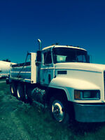 Mack Tandem gravel truck reduced for quick sale