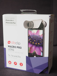Brand NEW Never Used Olloclip Macro Pro Lens for iPhone 6/6s/+