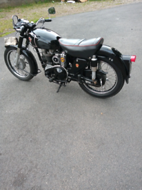 1955 Matchless 350CC , G3L