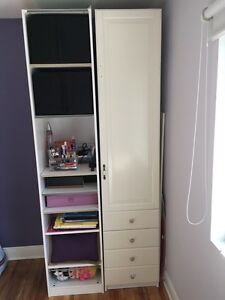 Pax wardrobes (IKEA) - 2 (can be sold separately)