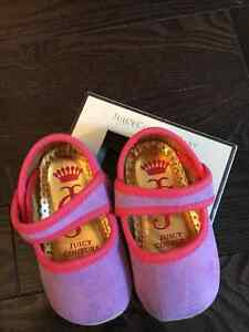 juicy couture baby shoe