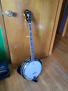 REDUCED Epiphone MB-200 Banjo