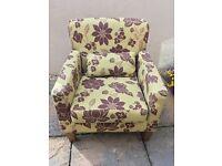Next Tub Chair £40