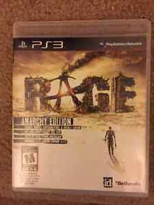 Rage for the PS3