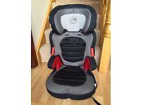 Car seat group 1-2-3
