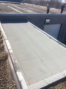 Flat Roofing Repairs, Removal, New Installment & Inspections. London Ontario image 4