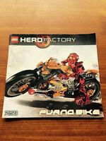 Furno Bike Lego Hero Factory