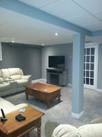 IF YOU NEED YOUR BASEMENT OR HOME RENOVATED, GIVE ME A CALL!