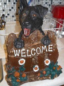 chien scotch terrier décoratif