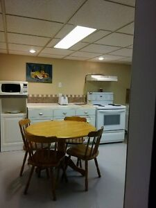 3  clean rooms with kitchenette on my basement for rent