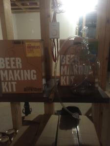 Brooklyn Brewshop Beer making kit. Bruxelles Blonde.