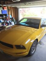 2005 Ford Mustang safetied