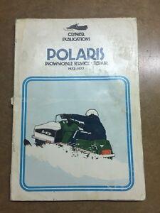 POLARIS 1973-77 CLYMER SHOP MANUAL