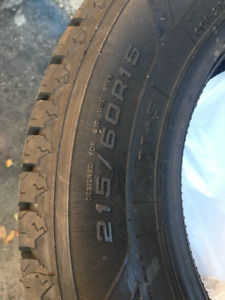 Goodyear Nordic Winter Tires (set of 4)