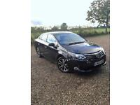 2013 TOYOTA AVENSIS 2.0 D 4D Icon [Leather Alc]