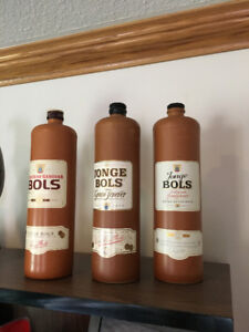 Bols Bottles- many to choose from