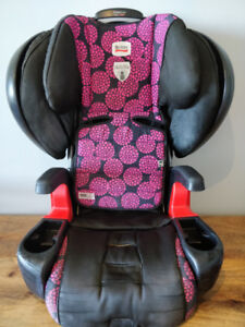 Britax Pinnacle Click Tight Harness to Booster Car Seat