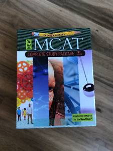 Exam Krackers MCAT 9th Edition (complete study package)