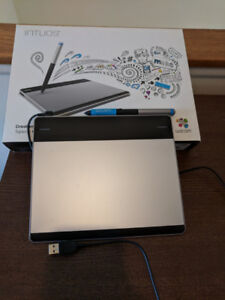 Wacom Intuous CTL480 USB Drawing Tablet (small)
